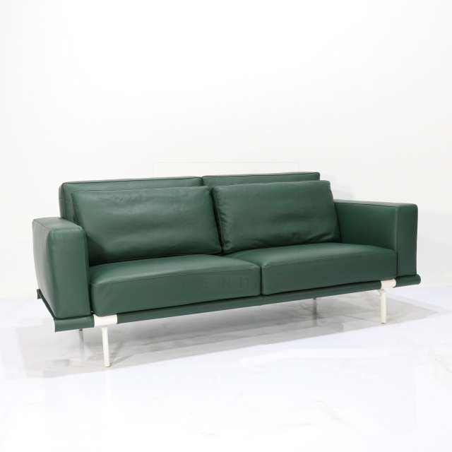 Sofa Virgilio In Leather Ibfor Your