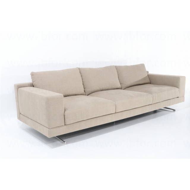 Piet Sofa Linear With Steel Base